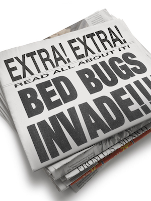 How Not To Bring Bed Bugs Home From Camp